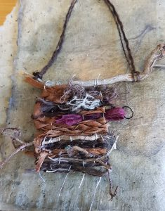 Little Weavings - guest workshop with Mary Burgess @ Counterweave Arts Gallery & Workshop | Roma | Lazio | Italy