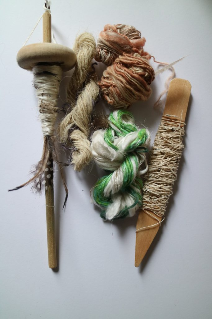 mixed media yarn