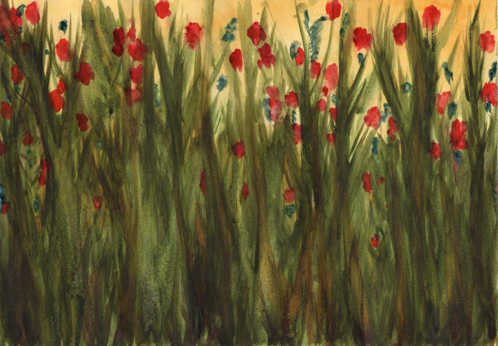 Felicity Griffin Clark, Poppies